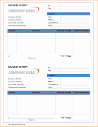 6 Microsoft Word Receipt Template Expense Report
