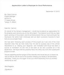 New Employee Recognition Letter Template Free Cover Award Format Of