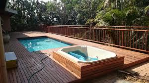pool deck lighting ideas. Above Ground Pool Deck Ideas Affordable Backyard Landscaping Ol Latest Hot Tub Lighting O