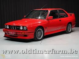 BMW 3 Series 1990 bmw 3 series : Classic 1990 BMW M3 Sport Evolution Coupe for Sale #5746 - Dyler