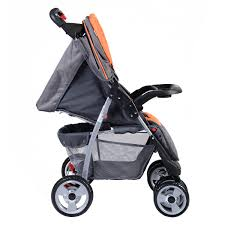 Costway Foldable <b>Baby Kids</b> Travel Stroller <b>Newborn Infant</b> Buggy ...