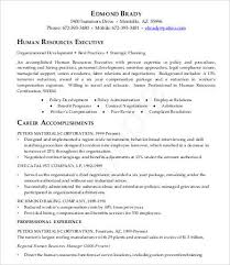 Executive Resume Stunning 44 Sample Executive Resume Templates PDF DOC Free Premium