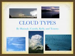 Types Of Clouds Ppt Cloud Types Powerpoint Magdalene Project Org