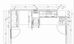 Plan Cuisine Restaurant Normes Nouveau Design De Chambre Moderne