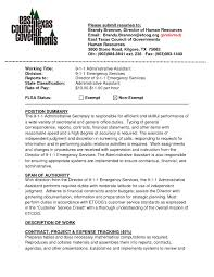 Best Resume For Executive Assistant Executive Assistant Resume Samples Store Administrative Sample 1