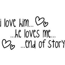 I Love Him Quotes New I Love Him Quote Quote Number 48 Picture Quotes