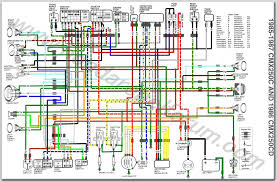 honda motorcycle wiring diagrams wiring diagram schematics motorcycle wiring diagrams
