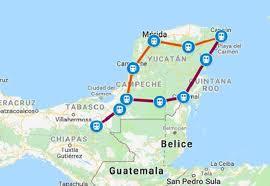 Resultado de imagen para tren maya