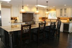 kitchen furniture black color painted oak cabinet white elegant cabinets with countertops dark floor wall sherwin