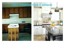 painting oak kitchen cabinets white painting honey oak kitchen cabinets white can i paint my wood