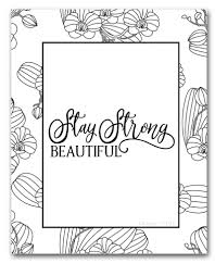 You will type your information into that box to unlock the download button. Coloring Book For Adults Free Printables Clean Sarah Titus From Homeless To 8 Figures