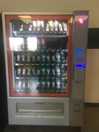 Gatorade Vending Machine Gorgeous New Vending Machines In Athletic Hallway Spectrum