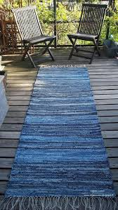 blue jean rug tutorial
