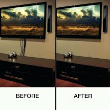 hide cables on wall cord organizer organizing corner and walls wires wall mounted tv