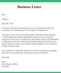 Official Mails Sample 5 Formal Business Letter Format Samples Example Best