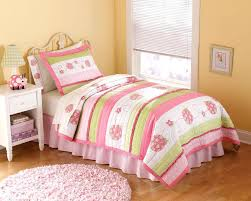 little girl bedding sets twin with some brighter colors crazy pink ladybug girl bedding sets twin