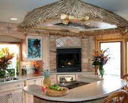 Tropical Kitchen Design Simple Decorating Ideas