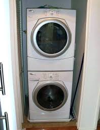 stackable washer and gas dryer. Stackable Washer Dryer Gas Front Load And Dryers Lg . R