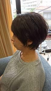50代女性におすすめ人気の髪型はショートロング