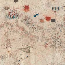 Unlike Most Medieval Maps Portolan Charts Were Practical