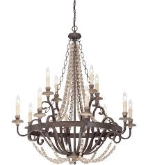savoy house 1 7405 12 39 mallory 12 light 38 inch fossil stone