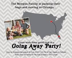 Free Going Away Party Invitations Going Away Party Invitation Moving Farewell Party