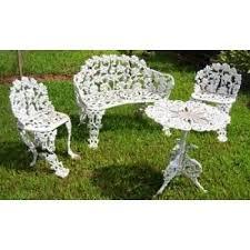 Green wrought iron patio furniture Rot Iron Cast Iron Patio Furniture Sets Foter Wrought Iron Patio Furniture Sets Ideas On Foter