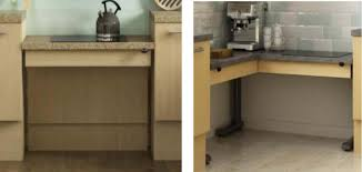 Accessible Kitchen Design Cool Decorating