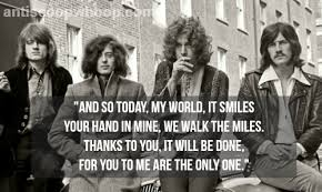 Led Zeppelin Quotes Mesmerizing Inspiring Led Zeppelin Quotes That'll Show You That There's More To