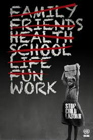 world day against child labour labour human centered design and  world day against child labour