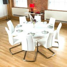 round dining table for 8. Delighful Table 7 Piece Round Dining Set 6 Table 8 Person Square Regarding Inspirations 15 Throughout For R