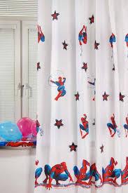 "<b>Портьера TAC</b> ""<b>Spider-Man</b>"", цвет: белый, <b>200 х 265</b> см — купить ..."