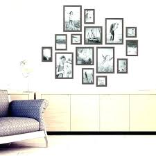 picture framing ideas for wall frame collage designs on walls family photo frames large hanging