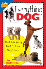 book everything dog by marty crisp