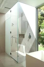 architectural glass partitions frameless wall shower panels makes several unique glass wall systems including