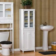 bathroom wall cabinet white cabinets with glass doors in wall medicine cabinet