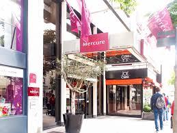 mercure angers centre gare hotel