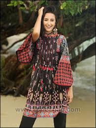 Latest Stitching Design Summer Fashion Lawn Kurti Designs Trends Latest Collection