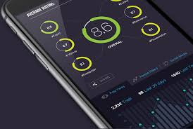 Mobile Application: Dashboard Design | Hintonx