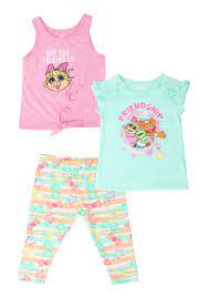 3 pack muppets clothing set
