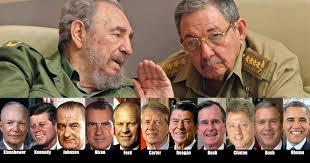 Los fallidos planes secretos de EE. UU. contra los Castro