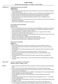 Messaging Engineer Resume Samples Velvet Jobs