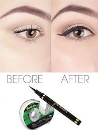 how to do the cat eye makeup s