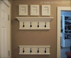 Long Coat Hook Rack How to Make a Wall Shelf with Hooks Shelves Bedrooms and Kitchens 60