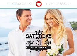 Wedding Wordpress Theme 28 Best Wedding Wordpress Themes 2019 Theme Junkie