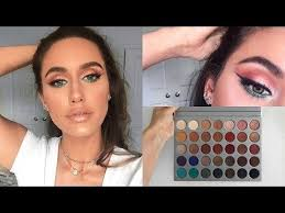 jaclyn hill x morphe palette beach dreamscicle eyes you fancy makeupmakeup geekbeauty