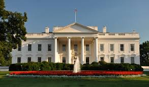north portico of the white house the