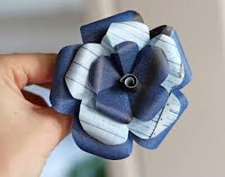 Recycled Flower Paper Diy Recycled Paper Diy Make Recycled Paper Flowers Diy