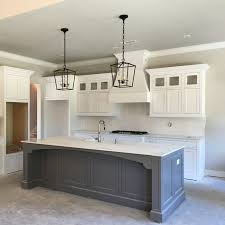 kitchen countertops and tile flooring of our modern farmhouse our vintage nest