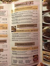 List of prices for all items on the texas roadhouse menu. Online Menu Of Texas Roadhouse Restaurant Buford Georgia 30519 Zmenu